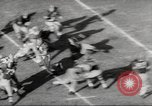 Image of football match Los Angeles California USA, 1953, second 54 stock footage video 65675062542