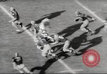 Image of football match Los Angeles California USA, 1953, second 55 stock footage video 65675062542
