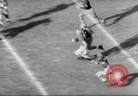 Image of football match Los Angeles California USA, 1953, second 56 stock footage video 65675062542