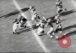 Image of football match Los Angeles California USA, 1953, second 57 stock footage video 65675062542