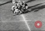 Image of football match Los Angeles California USA, 1953, second 58 stock footage video 65675062542