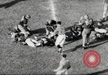 Image of football match Los Angeles California USA, 1953, second 62 stock footage video 65675062542