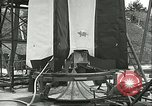 Image of A-4 missile Ostvorpommern Germany, 1943, second 16 stock footage video 65675062549