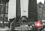 Image of A-4 missile Ostvorpommern Germany, 1943, second 19 stock footage video 65675062549