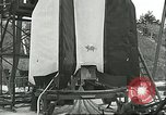 Image of A-4 missile Ostvorpommern Germany, 1943, second 20 stock footage video 65675062549
