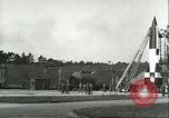 Image of A-4 missile Peenemunde Germany, 1943, second 6 stock footage video 65675062550