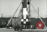 Image of A-4 missile Peenemunde Germany, 1943, second 52 stock footage video 65675062550