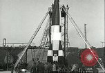 Image of A-4 missile Peenemunde Germany, 1943, second 58 stock footage video 65675062550