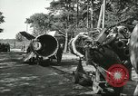 Image of A-4 missile Peenemunde Germany, 1943, second 54 stock footage video 65675062553