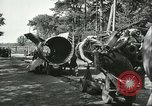 Image of A-4 missile Peenemunde Germany, 1943, second 56 stock footage video 65675062553