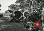 Image of A-4 missile Peenemunde Germany, 1943, second 57 stock footage video 65675062553