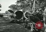 Image of A-4 missile Peenemunde Germany, 1943, second 58 stock footage video 65675062553