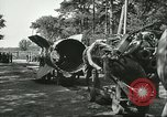 Image of A-4 missile Peenemunde Germany, 1943, second 59 stock footage video 65675062553
