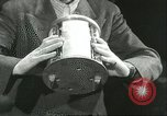 Image of A-4 missile Peenemunde Germany, 1943, second 33 stock footage video 65675062555