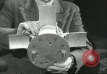 Image of A-4 missile Peenemunde Germany, 1943, second 47 stock footage video 65675062555