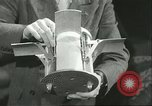 Image of A-4 missile Peenemunde Germany, 1943, second 49 stock footage video 65675062555
