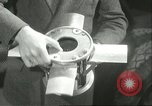 Image of A-4 missile Peenemunde Germany, 1943, second 52 stock footage video 65675062555