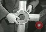 Image of A-4 missile Peenemunde Germany, 1943, second 54 stock footage video 65675062555