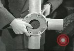 Image of A-4 missile Peenemunde Germany, 1943, second 55 stock footage video 65675062555