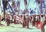 Image of Battle of Tarawa Pacific Ocean, 1943, second 12 stock footage video 65675062561