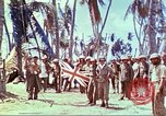 Image of Battle of Tarawa Pacific Ocean, 1943, second 13 stock footage video 65675062561