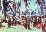 Image of Battle of Tarawa Pacific Ocean, 1943, second 14 stock footage video 65675062561