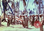 Image of Battle of Tarawa Pacific Ocean, 1943, second 15 stock footage video 65675062561