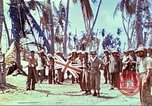 Image of Battle of Tarawa Pacific Ocean, 1943, second 18 stock footage video 65675062561
