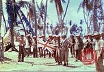 Image of Battle of Tarawa Pacific Ocean, 1943, second 19 stock footage video 65675062561