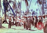 Image of Battle of Tarawa Pacific Ocean, 1943, second 23 stock footage video 65675062561