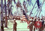 Image of Battle of Tarawa Pacific Ocean, 1943, second 31 stock footage video 65675062561