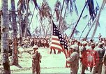 Image of Battle of Tarawa Pacific Ocean, 1943, second 32 stock footage video 65675062561