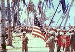 Image of Battle of Tarawa Pacific Ocean, 1943, second 33 stock footage video 65675062561