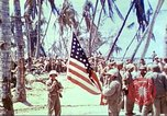 Image of Battle of Tarawa Pacific Ocean, 1943, second 35 stock footage video 65675062561