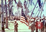Image of Battle of Tarawa Pacific Ocean, 1943, second 37 stock footage video 65675062561
