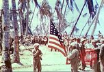 Image of Battle of Tarawa Pacific Ocean, 1943, second 39 stock footage video 65675062561