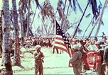 Image of Battle of Tarawa Pacific Ocean, 1943, second 40 stock footage video 65675062561