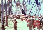 Image of Battle of Tarawa Pacific Ocean, 1943, second 41 stock footage video 65675062561