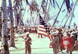 Image of Battle of Tarawa Pacific Ocean, 1943, second 42 stock footage video 65675062561