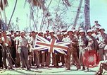 Image of Battle of Tarawa Pacific Ocean, 1943, second 48 stock footage video 65675062561