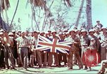Image of Battle of Tarawa Pacific Ocean, 1943, second 49 stock footage video 65675062561