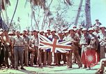 Image of Battle of Tarawa Pacific Ocean, 1943, second 51 stock footage video 65675062561