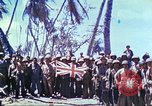 Image of Battle of Tarawa Pacific Ocean, 1943, second 54 stock footage video 65675062561
