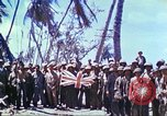 Image of Battle of Tarawa Pacific Ocean, 1943, second 55 stock footage video 65675062561