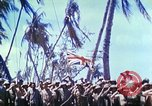 Image of Battle of Tarawa Pacific Ocean, 1943, second 58 stock footage video 65675062561
