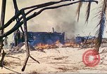 Image of Battle of Tarawa Pacific Ocean, 1943, second 19 stock footage video 65675062563