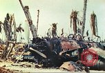 Image of United States soldiers Tarawa Gilbert Islands, 1944, second 18 stock footage video 65675062565