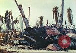 Image of United States soldiers Tarawa Gilbert Islands, 1944, second 27 stock footage video 65675062565