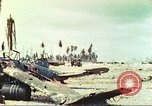 Image of United States soldiers Tarawa Gilbert Islands, 1944, second 38 stock footage video 65675062565
