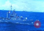 Image of Destroyer USS Frazier, DD-607 Tarawa Gilbert Islands, 1944, second 2 stock footage video 65675062566